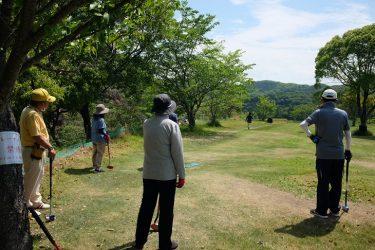 週初め恒例になったグランドゴルフにピクニック紀行投稿!