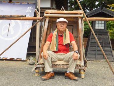 旅に出て89日目北海道の残すところ2日、47日目は松前を散策。