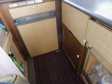 旅から帰ってからの快適化、冷蔵庫撤去計画進行中パート2。