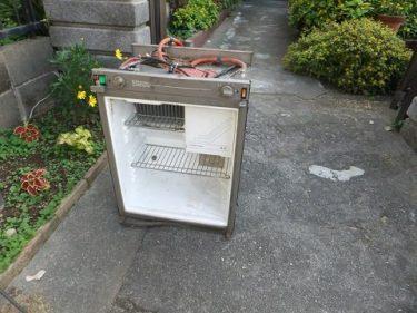 旅を終えてからの快適化・冷蔵庫撤去計画パート2~3。