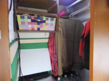 旅を終えてからの快適化編・トイレ・シャワールームはドラへモンの部屋?